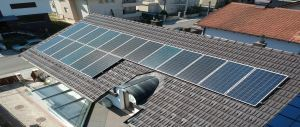 5.45 kWp On Grid Solar System